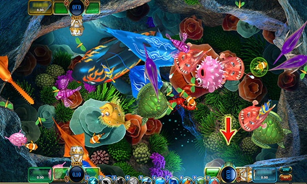 Tembak Ikan Online Android